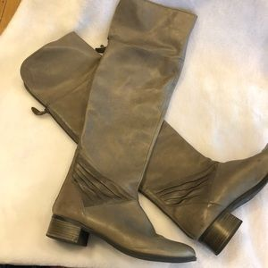 Anthropologie Seychelles leather kneehigh boots 11
